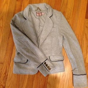 Jackets & Blazers - Juicy Couture cotton Blazer